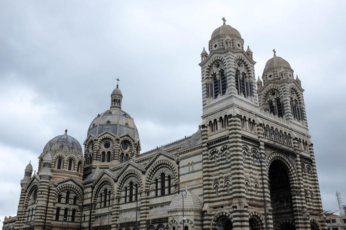 Marseille la major