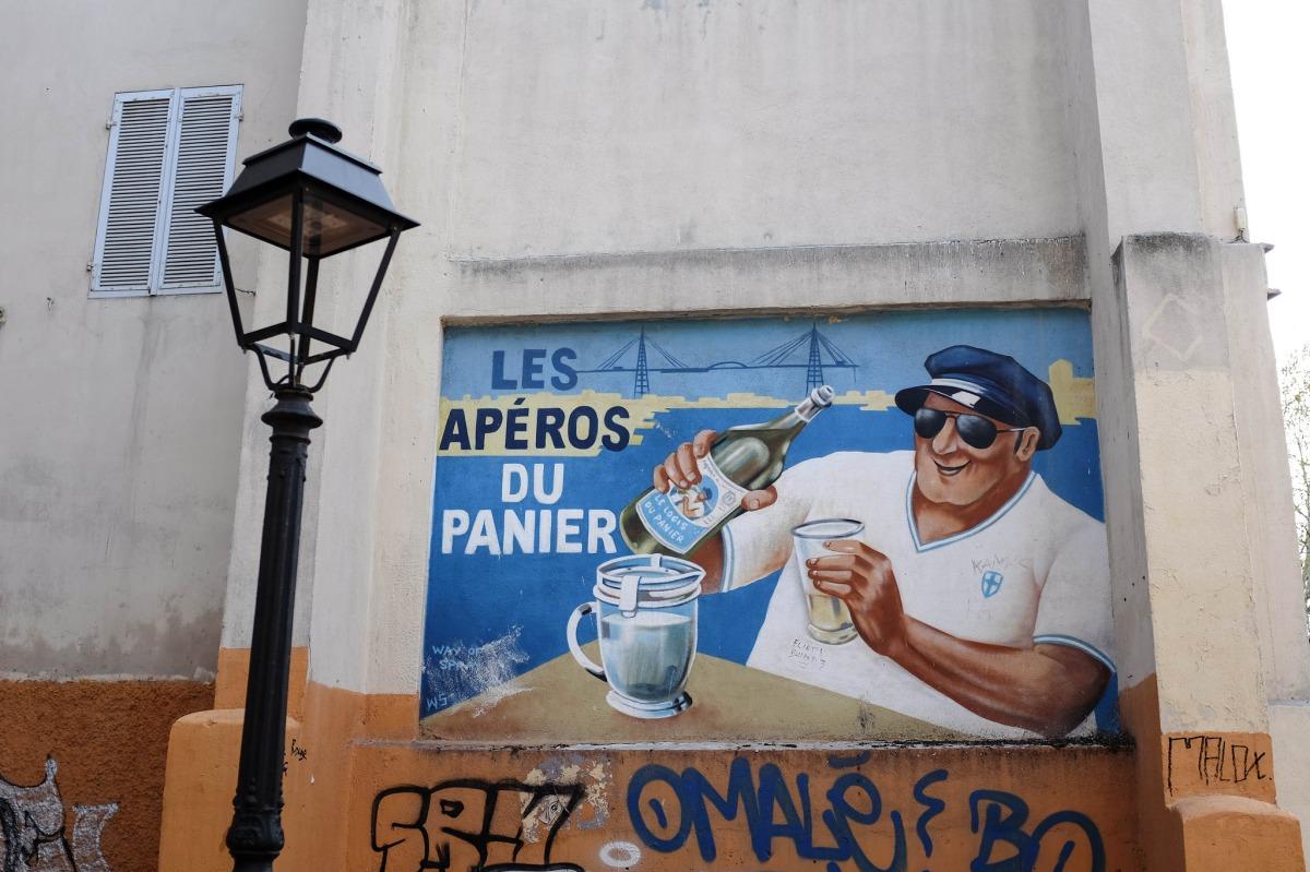 Marseille pastis