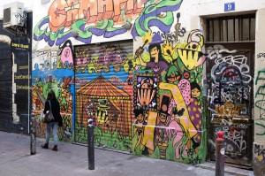 Les murs ont des choses à dire dans le Cours Julien