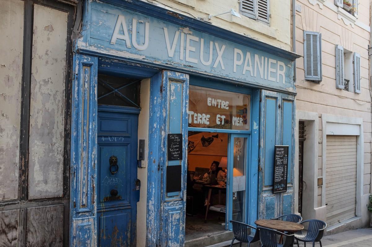 Marseille vieux panier