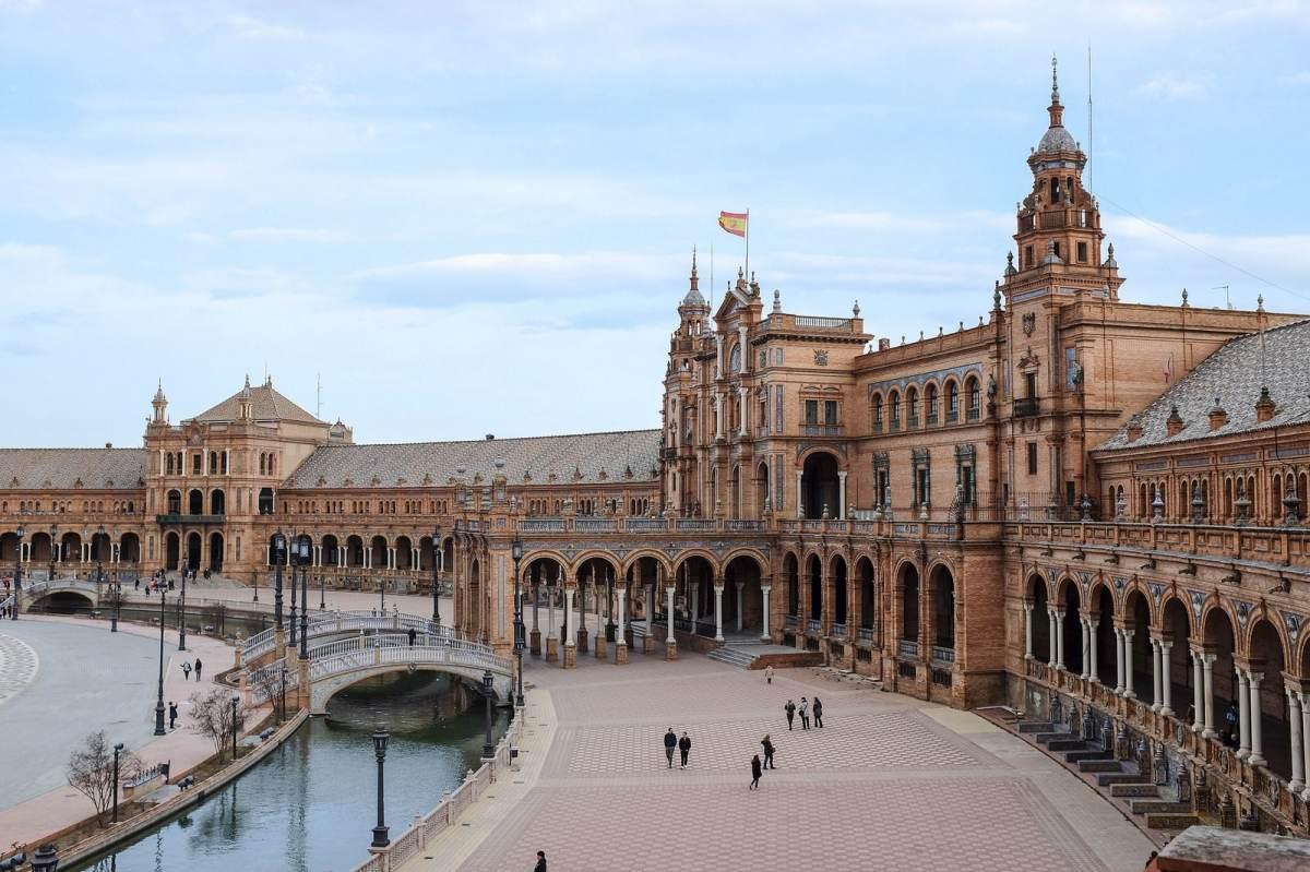 andalucia plaza espana