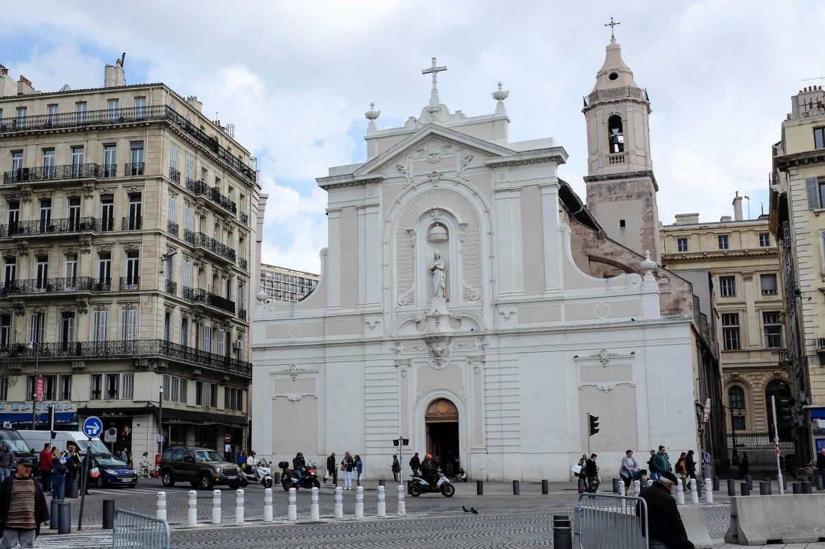 Marseille eglise des augustins