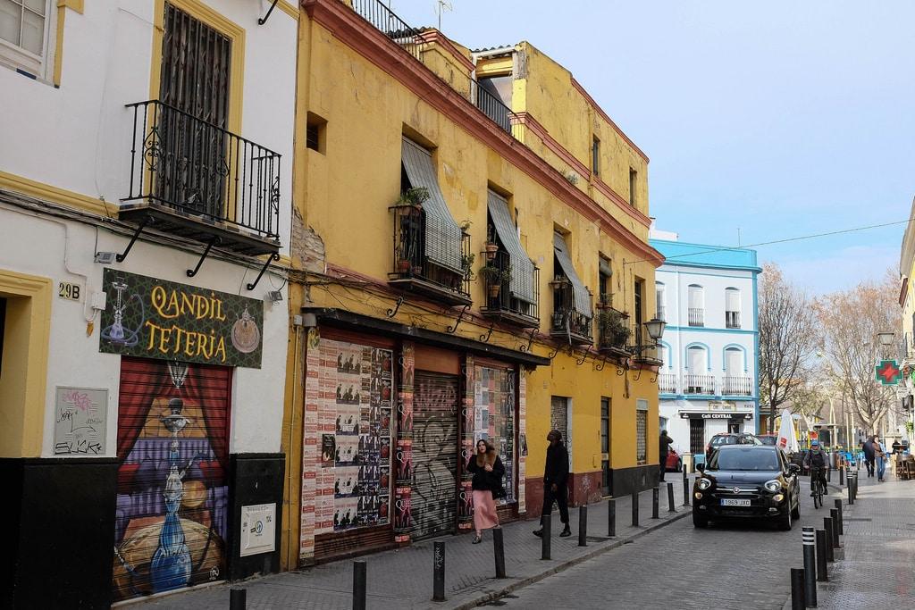 Sevilla Alameda de Hercules