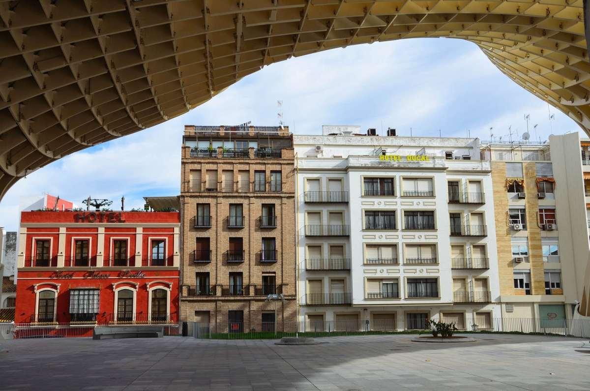 sevilla plaza Encarnacion