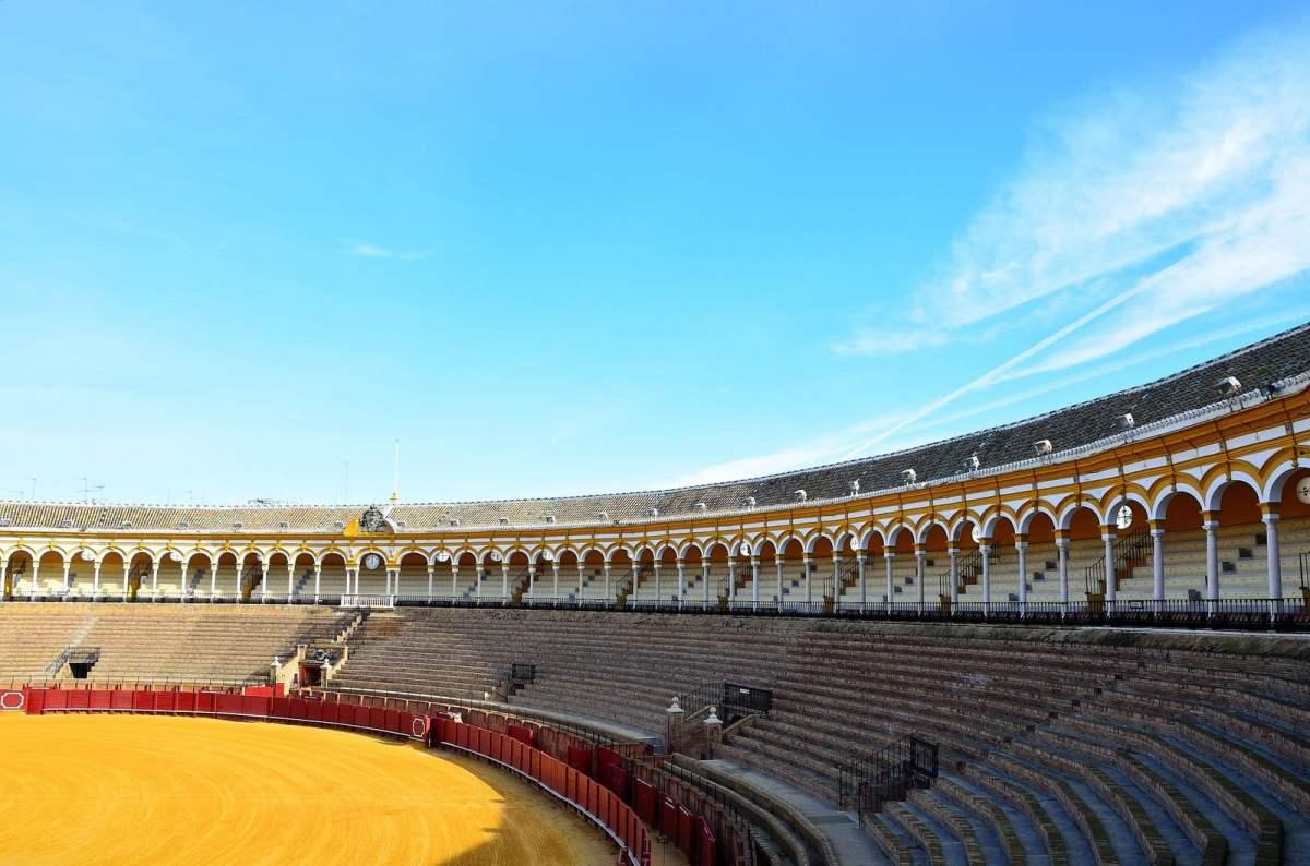 seville arenes Maestranza