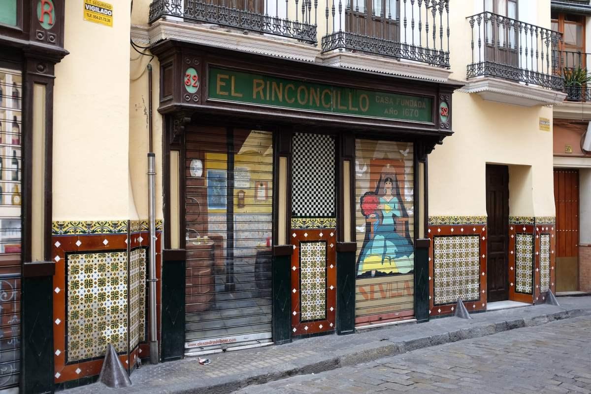 seville bar macarena