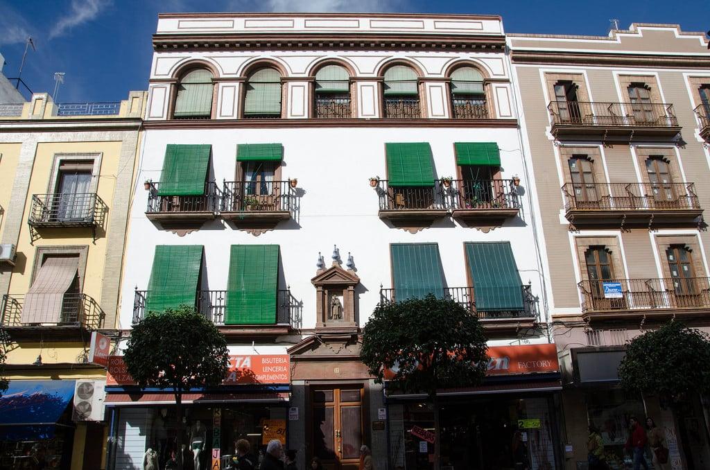 seville triana architecture