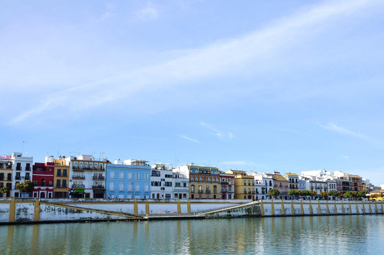 Triana et la Guadalquivir