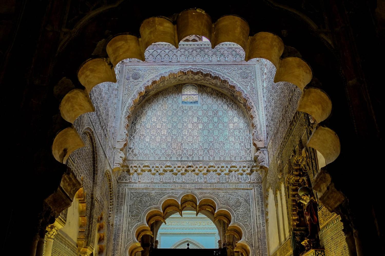 La célèbre et sacrée Mezquita de Cordoue