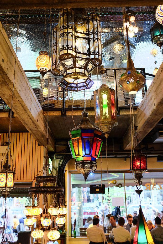Rotterdam bazar restaurant