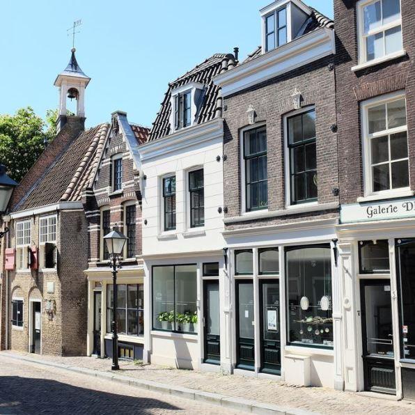 Le charme discret de Delfshaven, le quartier historique de Rotterdam