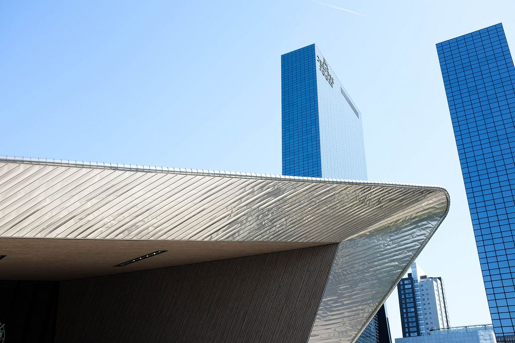 Rotterdam railway station
