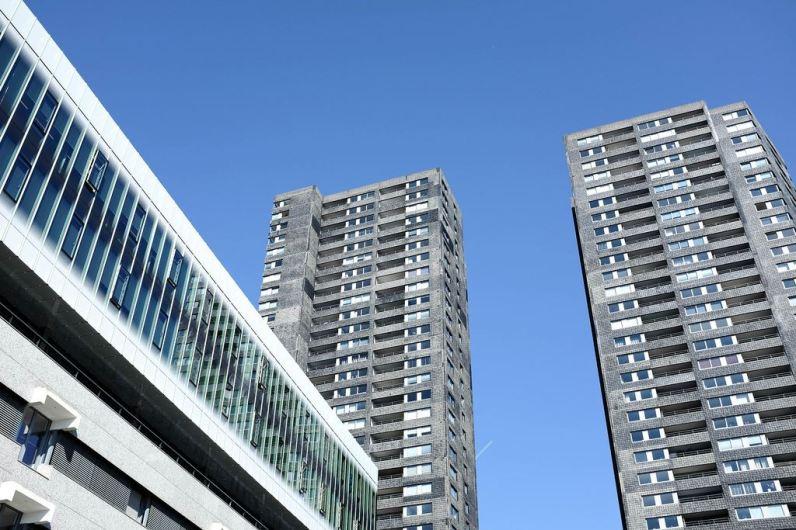 Rotterdam est l'une des villes les plus modernes d'Europe