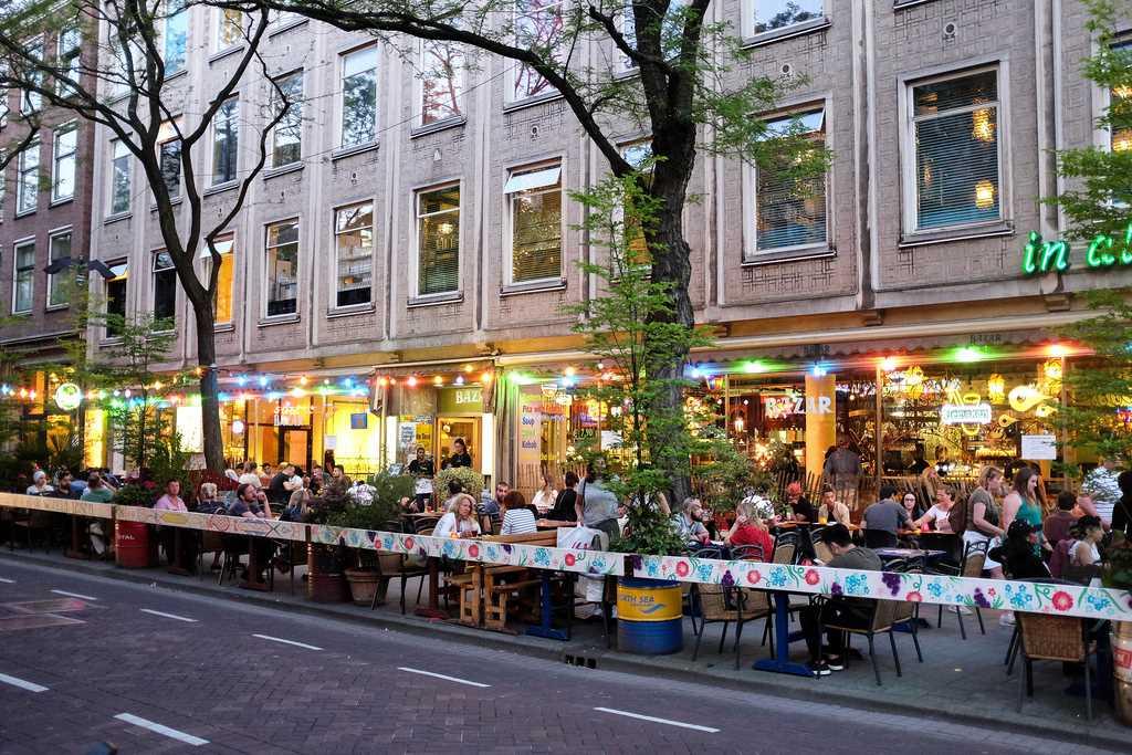 Rotterdam Witte de Withstraat bazar