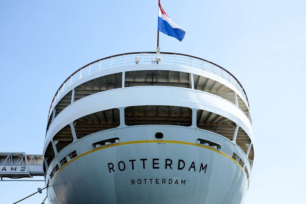 SS Rotterdam boat