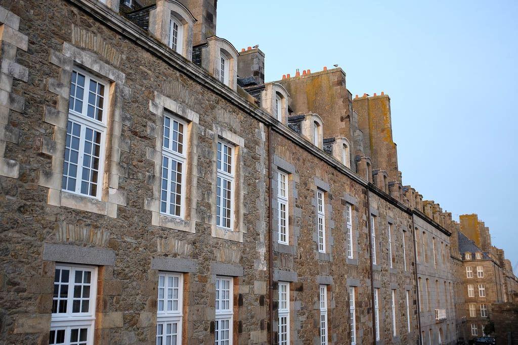 Maisons des armateurs de Saint-Malo