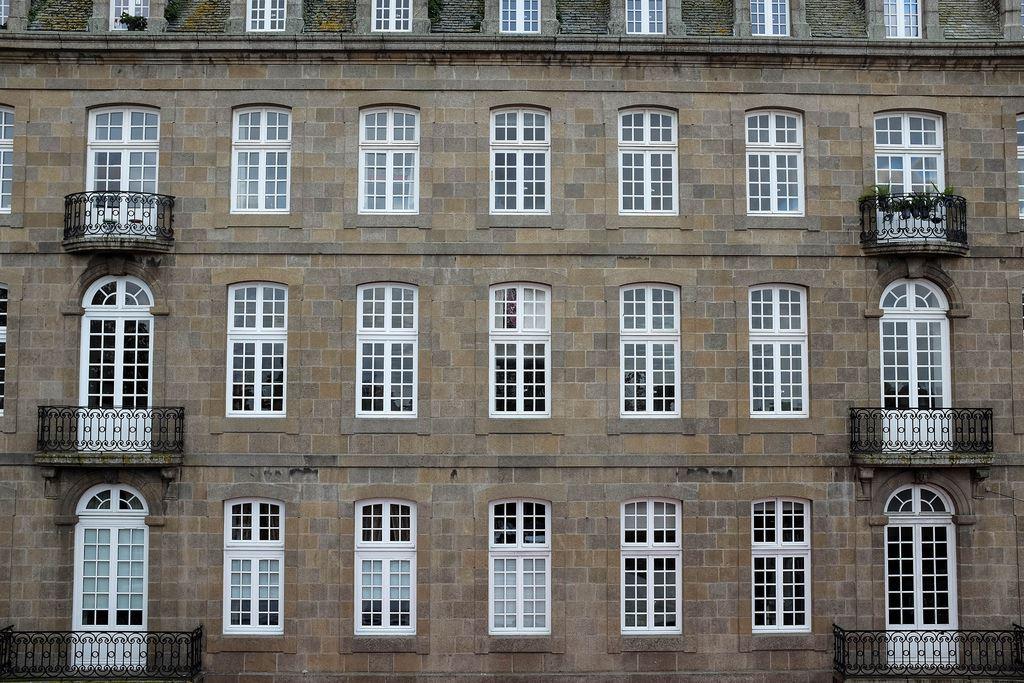 Immeuble à Saint-Malo